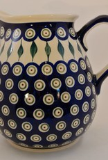 Pitcher Peacock - Pattern