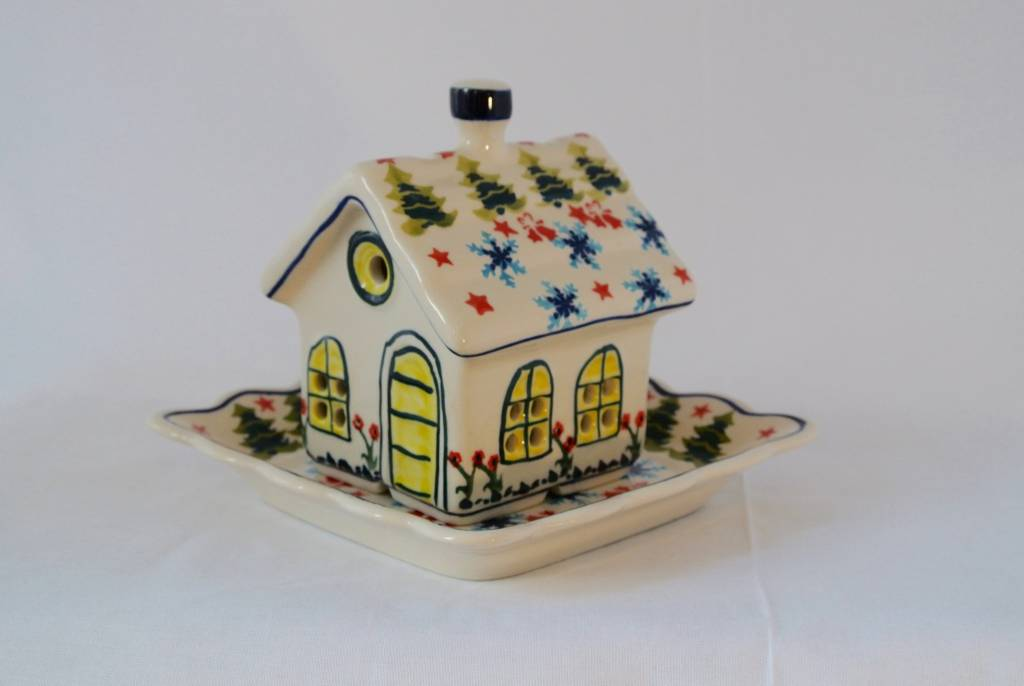 Polish Pottery House