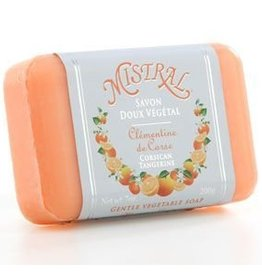 Mistral Classic French Soap - Corsican Tangerine