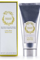 Mistral Signature Fragrance Collection Boxed Hand Cream - 3.4 fl. oz. Verbena