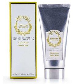 Mistral Boxed Hand Cream - Verbena