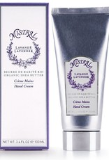 Mistral Signature Fragrance Collection Boxed Hand Cream - 3.4 fl. oz. Lavender