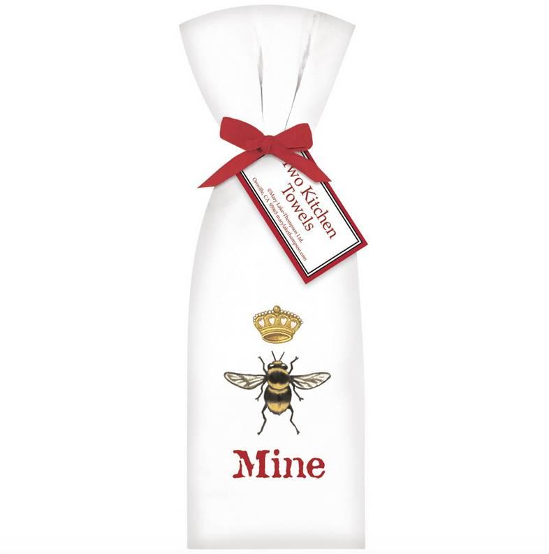 Queen Bee Mine Towel Set