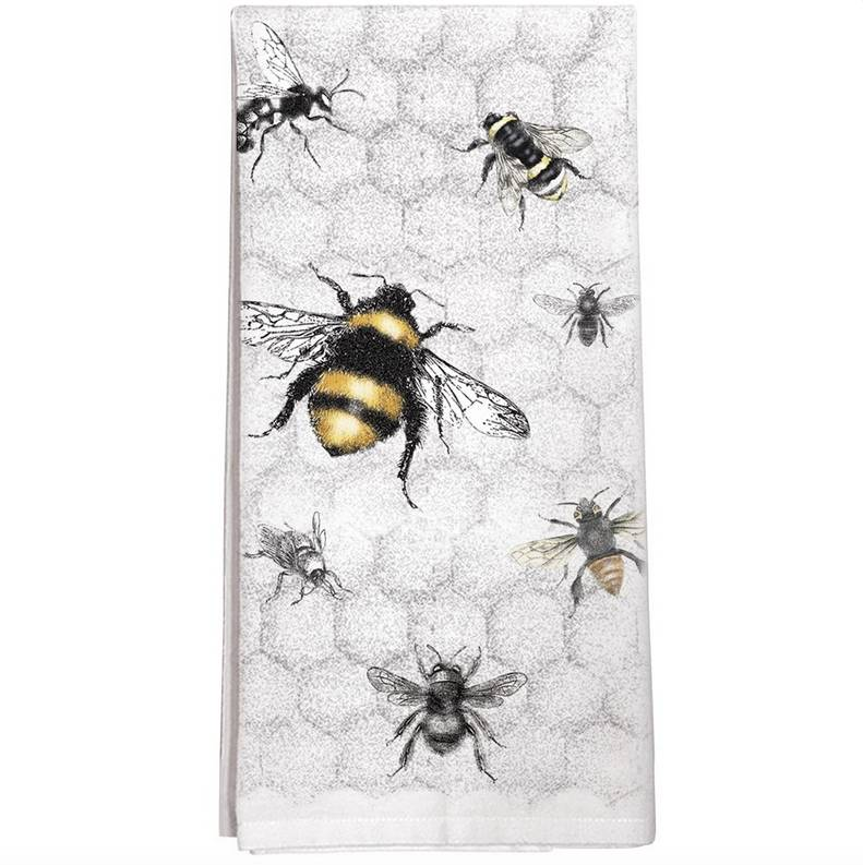 Bee Colony Towel