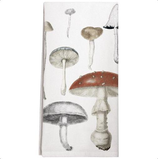 Mushroom Towel - Single