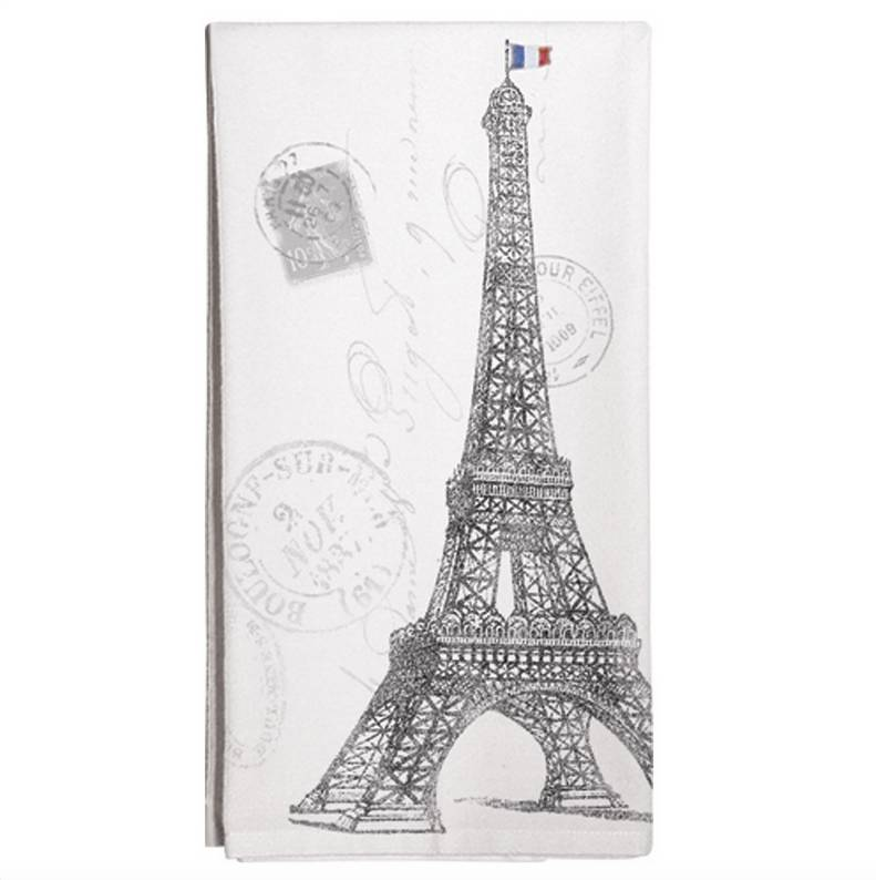 Eiffel Towel Towel - Single
