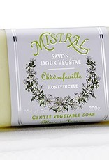 Mistral Classic French Soap Collection - 7 oz Honeysuckle