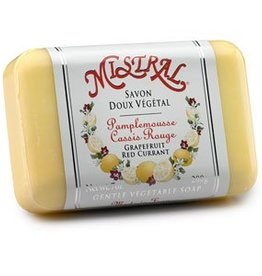 Mistral Classic French Soap - Pamplemousse Red Currant