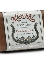 Mistral Classic French Soap Collection - 7 oz Balinese Vanilla