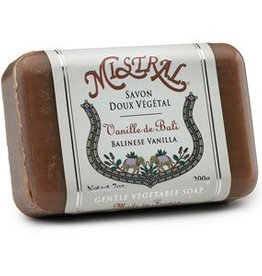 Mistral Classic French Soap - Balinese Vanilla