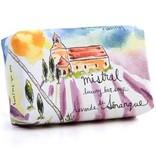 Mistral Provence Roadtrip Collection Soap - 7 oz Senanque Lavender