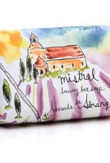 Mistral Provence Roadtrip Collection Soap - 7 oz Senanque Lavender