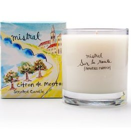 Provence Roadtrip Candle - Menton Citrus