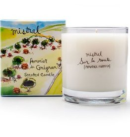 Provence Roadtrip Candle - Grignan Apple