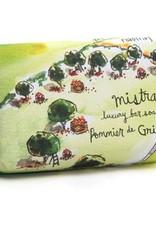 Mistral Provence Roadtrip Collection Soap - 7 oz Grignan Apple