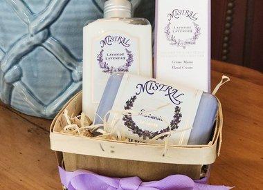 Soap, Lotion & Fragrance