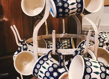 Mugs, Sugar & Creamers