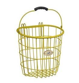 Bike Basket - Surfside Pannier - Yellow