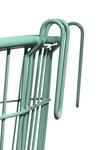 Bike Basket - Surfside Wire Pannier - White