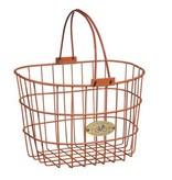 Surfside Adult Wire Basket - Orange