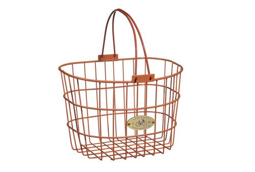Surfside Adult Wire Basket - Orange