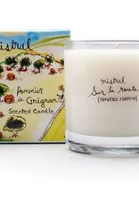Mistral Provence Roadtrip Candle - Grignan Apple 8.8 oz.
