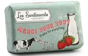 Mistral Les Sentiments - Milk - 7 oz