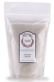Bath Salt Bag - Almond 22.9 oz