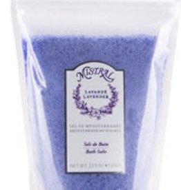Bath Salt Bag - Lavander 22.9 oz