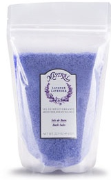 Bath Salt Bag Lavender 22.9 oz - Mistral Signature Collection