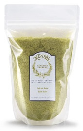 Bath Salt Bag Verbena 22.9 oz - Mistral Signature Collection