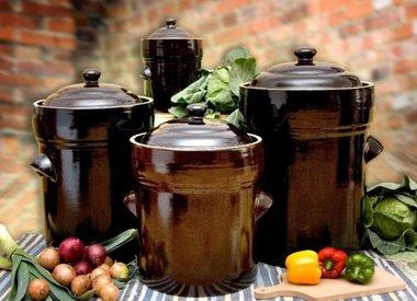 Fermentation Pots