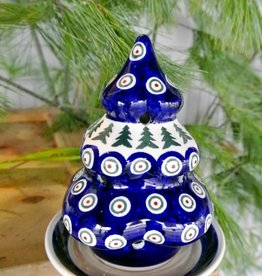 Polish Pottery - Christmas Tree