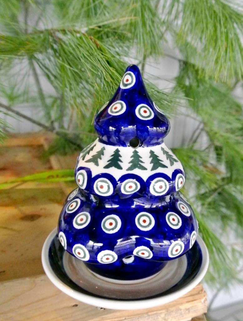 Polish Pottery - Christmas Tree