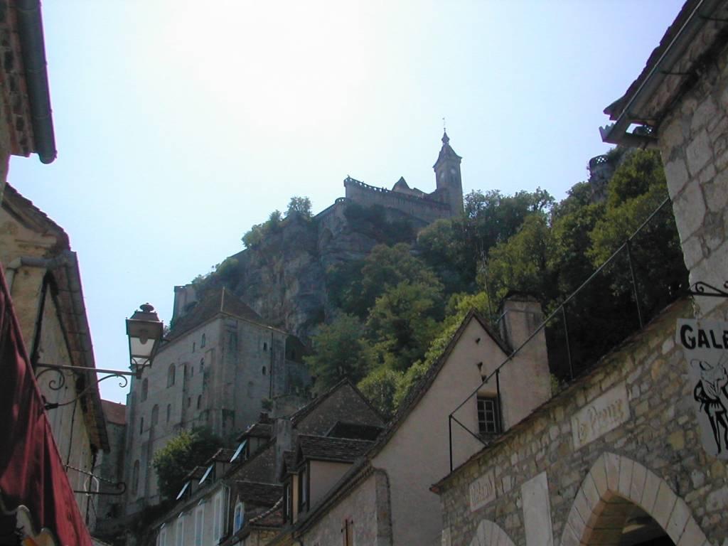 Rocamadour, France!