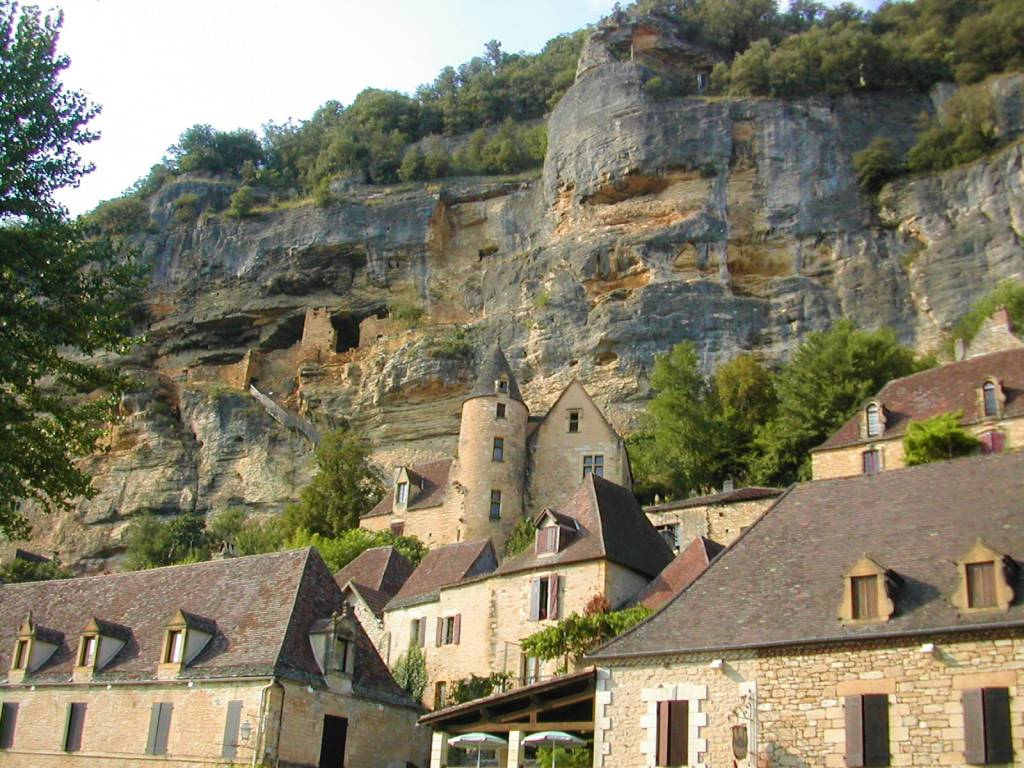 La Roque-Gageac, France!