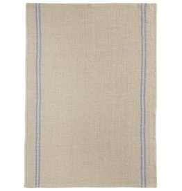 Charvet Editions - Bistro / Tea Towel/Blue Country - 20 x 30