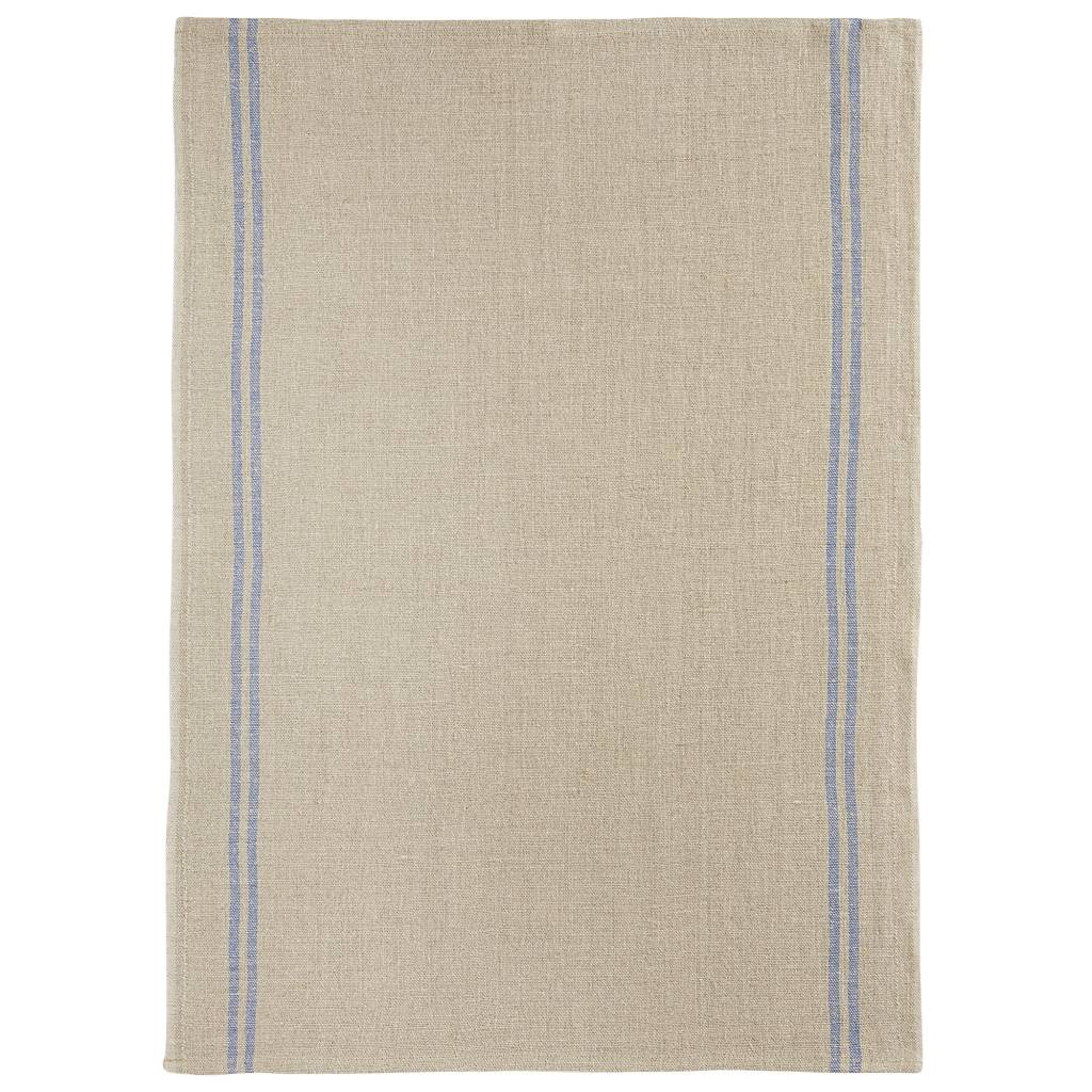 Charvet Editions - Tea Towel/Bleu Country - 20 x 30