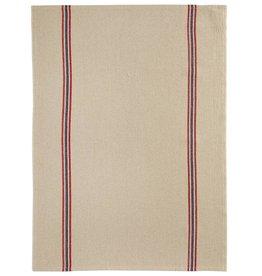 Charvet Editions - Tea Towel/Natural Drapeau - 21 x 30