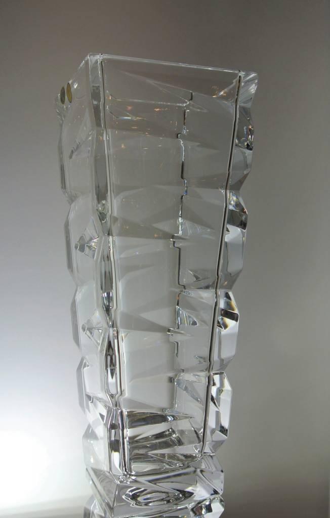 Amazing Bohemia Crystal Vase 125 X 5 X 5 Amazing European