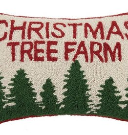 Pillow - Christmas Tree Farmive - 12 x 18