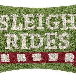Pillow - Sleigh Rides 12 x 18