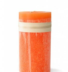 Timber Candle 3.25x6 Tangerine -  Vance Kitira