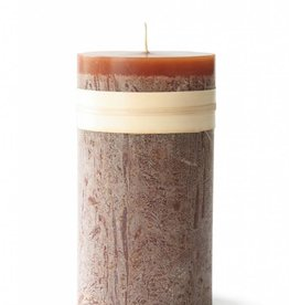 Timber Candle 3.25x9 - Caramel - Vance Kitira