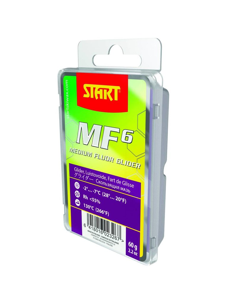 Start Medium Fluor Glider MF6 Purple 60g