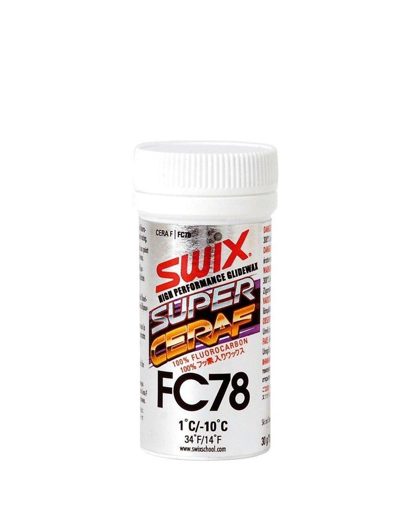 Swix FC78 Super Cera F Powder 30g