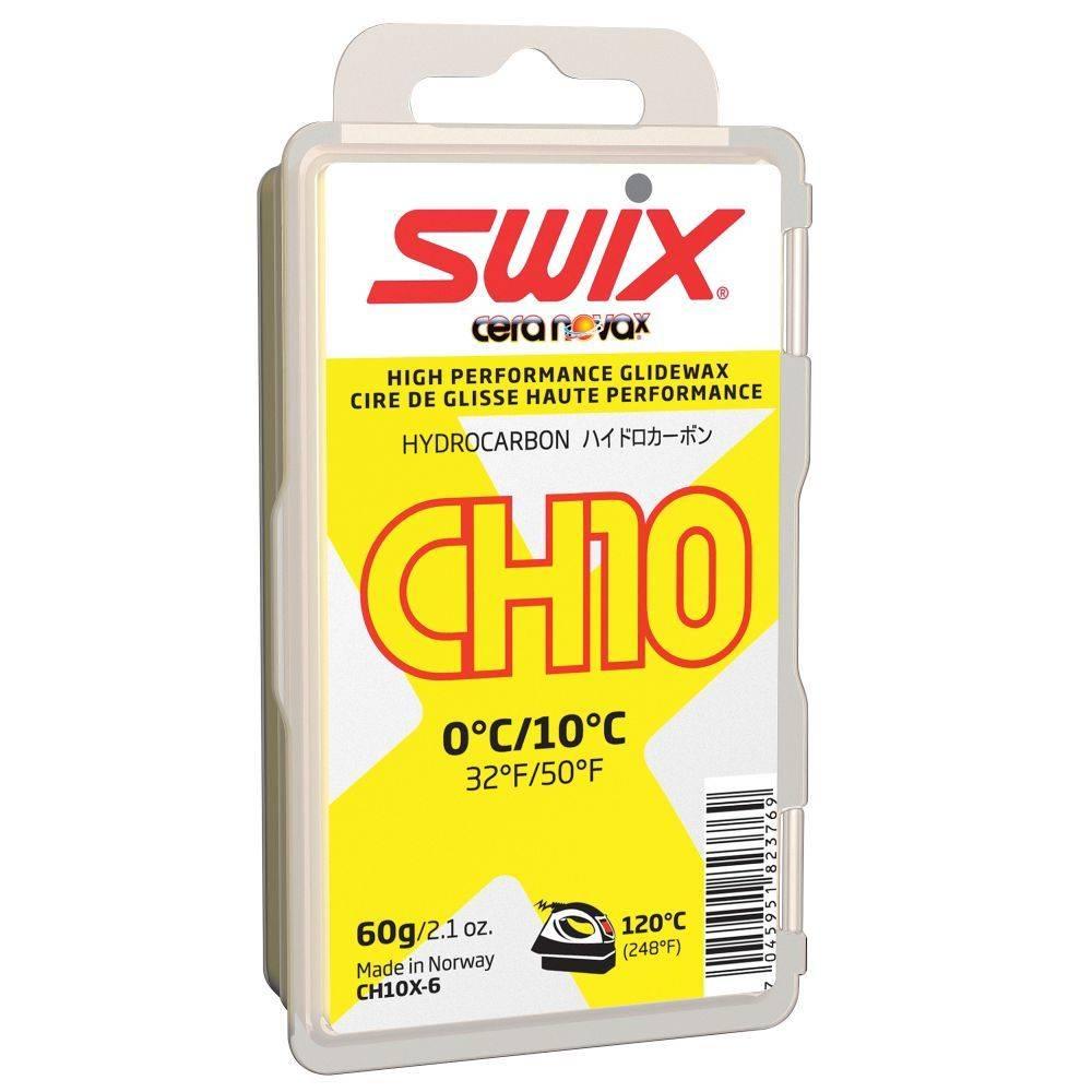 Swix CH10X Yellow 60g