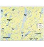 Fisher Map F-18 Kashahpiwi, Agnes, This/ That Man Lakes