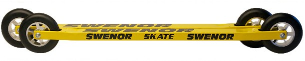 Swenor Skate Aluminum Rollerski