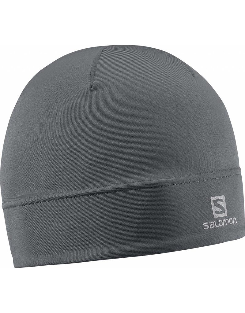 Salomon Active Beanie T Galet Grey